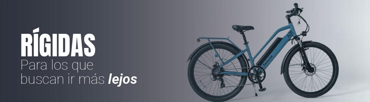 bicicletas electricas rigidas