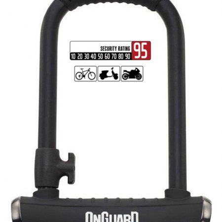 Candado para Bicicleta OnGuard U-Lock BRUTE STD 8001X
